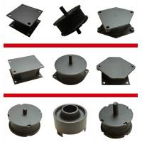 China KPSF Excavator Parts Rubber Shock Absorber For Bomag Dynapac Volvo wholesale