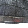 China Eco - Friendly Wool Plaid Fabric / Tartan Upholstery Fabric Soft Hand Feeling wholesale
