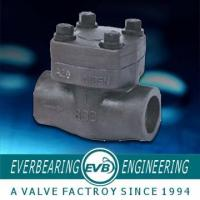 China Alloy Stainless Steel Forged Steel Check Valve on sale