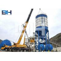 China Energy Saving Construction Cement Storage Silo With Dust Removal Equipment on sale