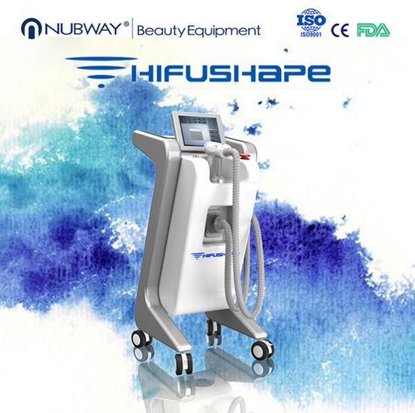 HIFU Shape Body Slimming Beauty Machine/ 2016 Hot New Products HIFU Made In China