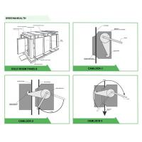 China Walk In Fish Storage Cold Room Sliding Or Swing Door  1 Year Warranty on sale
