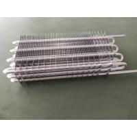 China Well - Assembled Refrigerator No Frost Heater Fin Evaporator With Aluminum Material For Freezer wholesale
