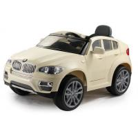 China WDJJ258 Licensed Car BMW X6 Kids Electric Car With Remote Control, Baby Present Ride On Toy Car, With Music wholesale