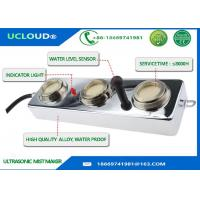 China Mushroom Farming Waterproof Ultrasonic Mister Fogger With Water Level Sensor wholesale