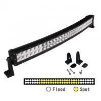 China Super Slim Waterproof Curved 50 Inch 288W Offroad 12 Volt Led Light Bar With Diecast Aluminum Housing wholesale