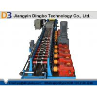 Buy cheap High Performance Steel Door Frame Manufacturing Machines With Automatic Control from wholesalers