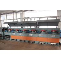 China Flux cored welding wire drawing machines on sale