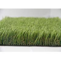 China Durable Anti-UV Outdoor Synthetic Turf Residential Synthetic Grass 5 - 7 Year Warranty wholesale