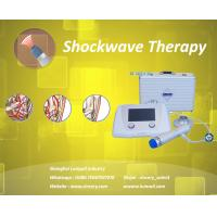 China High Effect Result Treatment Shockwave Therapy Machine For Stress Fractures Treatment wholesale