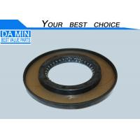 Quality NPR NQR Rear Hub Outer Oil Seal In Black Color Round Shape 8943363170 for sale