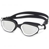 China Premium UV Protection Silicone Swimming Goggles With PC Lens And Silicone Skirt on sale