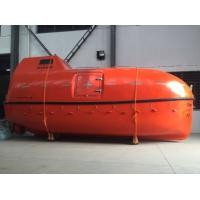 Buy cheap 7.5m totally enclosed used lifeboat for lifeboat traning from wholesalers