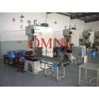 """China Aluminium Foil Container Making Machine OMNI-T45 Durable Packaging 7"""" Round Aluminum Containers on sale"""
