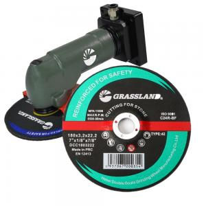 """China 7"""" X 1/8"""" X 7/8"""" 180mm Angle Grinder Stone Cutting Discs wholesale"""