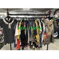 China Mixed Size Used Womens Clothing Holitex Colorful Cotton Blouses For Girls on sale