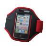 China le brassard courant iphone4s/5 du néoprène imperméabilisent la caisse pour le téléphone portable avec le trou d'écouteur wholesale