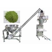 China Semi Automatic Powder Packaging Machine Made of Stainless Steel on sale