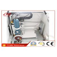 China Compact Automatic Metal Steel Notching Machine Stable Performance wholesale