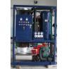 China 10T por la máquina de hielo del tubo del día para el OEM/el ODM de las bebidas de enfriamiento disponibles wholesale