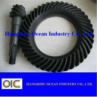 China Pinion Gear Transmission Spare Parts Carbon steel With Bright Surface wholesale