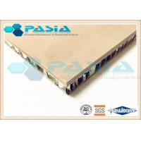 1200 mm width and 1200 mm length Sandstone Honeycomb Panel with Customized Thickness