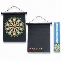 China Safe Dart Board, OEM Orders are Welcome, Available in Various Colors wholesale