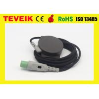 Patient Monitor TOCO Fetal Transducer For Pregnant Women , Round 10pin Connector