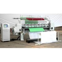 China 94 Inch Lock Stitch Multi Needle Quilting Machine Shuttle Type For Making Blankets wholesale