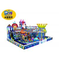 China Fun play plastic children soft indoor playground for kids play CY-PT001 wholesale