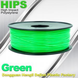 China OEM HIPS 3D Printer Filament Consumables , Reprap Filament 1.75mm / 3.0mm wholesale
