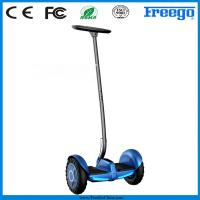 China Dualwheel Solid Tire Self balancing scooter kit Powered Scooter Kit Thinking Car wholesale
