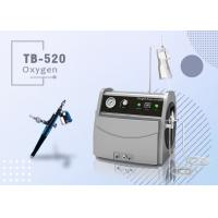 China 0-4 Bar Jet Clear Facial Machine , Jet Peel Oxygen Machine For Skin Care wholesale