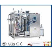 Buy cheap Dairy Production Line Industrial Yogurt Making Machine With Bottle Package from wholesalers