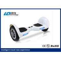 China Christmas Gift 2 Wheel Self Balancing Scooter 10 Inch With Brushless Hub Motor wholesale