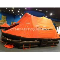China SOLAS Approved Inflatable Life Rafts wholesale