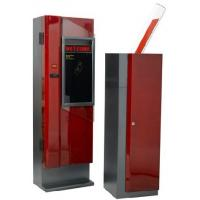 Temporary Card Intelligent Car Parking System Management with LED Display for Exhibition