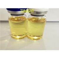 Buy cheap Light Yellow Anabolic Injection Steroids Trenbolone Hexahydrobenzyl Carbonate 50mg / Ml from wholesalers