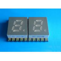 China Cheap price 0.2inch dual 2 digits SMD 7 segments led display with super red JYS-2021BR on sale