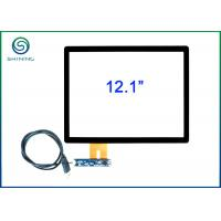 China EPoS Terminals 12.1 Inch Multi Touch Screen Panel With Projected Capacitive Technology on sale