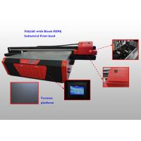 China Automatic Digital Wide Format UV Leather Printer With Ricoh GEN5 Print Head wholesale