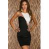 China Black White Romantic Fashion Mini Dress Babydoll Lingerie nightwear women dress skirt wholesale