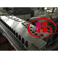 Buy cheap High Precision Wpc Board Making Machine / Extruder For Kitchen / Ad Board from wholesalers