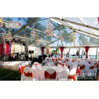 China Big Clear Top Tent for Wedding Party and All Events wholesale