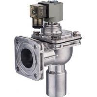 China Stable Diaphragm Control Valve , G Type Flange Type Pneumatic Solenoid Valve on sale