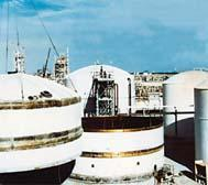 China FRP/GRP Vertical and Horizontal Tank and Vessel on sale