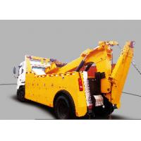 China 6 tons to 60 tons road wrecker / Breakdown Recovery Truck XZJ5161TQZD for various rescue conditions wholesale