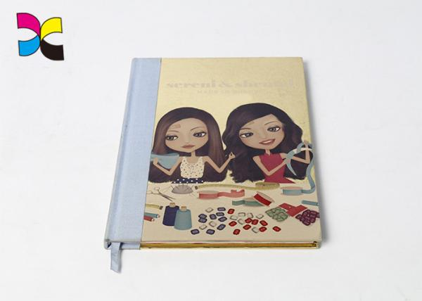 Quality Colorfull Cardboard Hardcover Book Printing Matte Or Glossy Lamination for sale