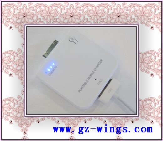 WS601-Iphone External Battery