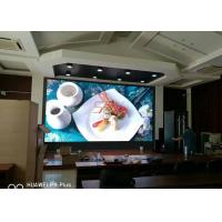 Buy cheap SMD P3mm led video screen rental for Meeting Room / led perimeter boards High from wholesalers